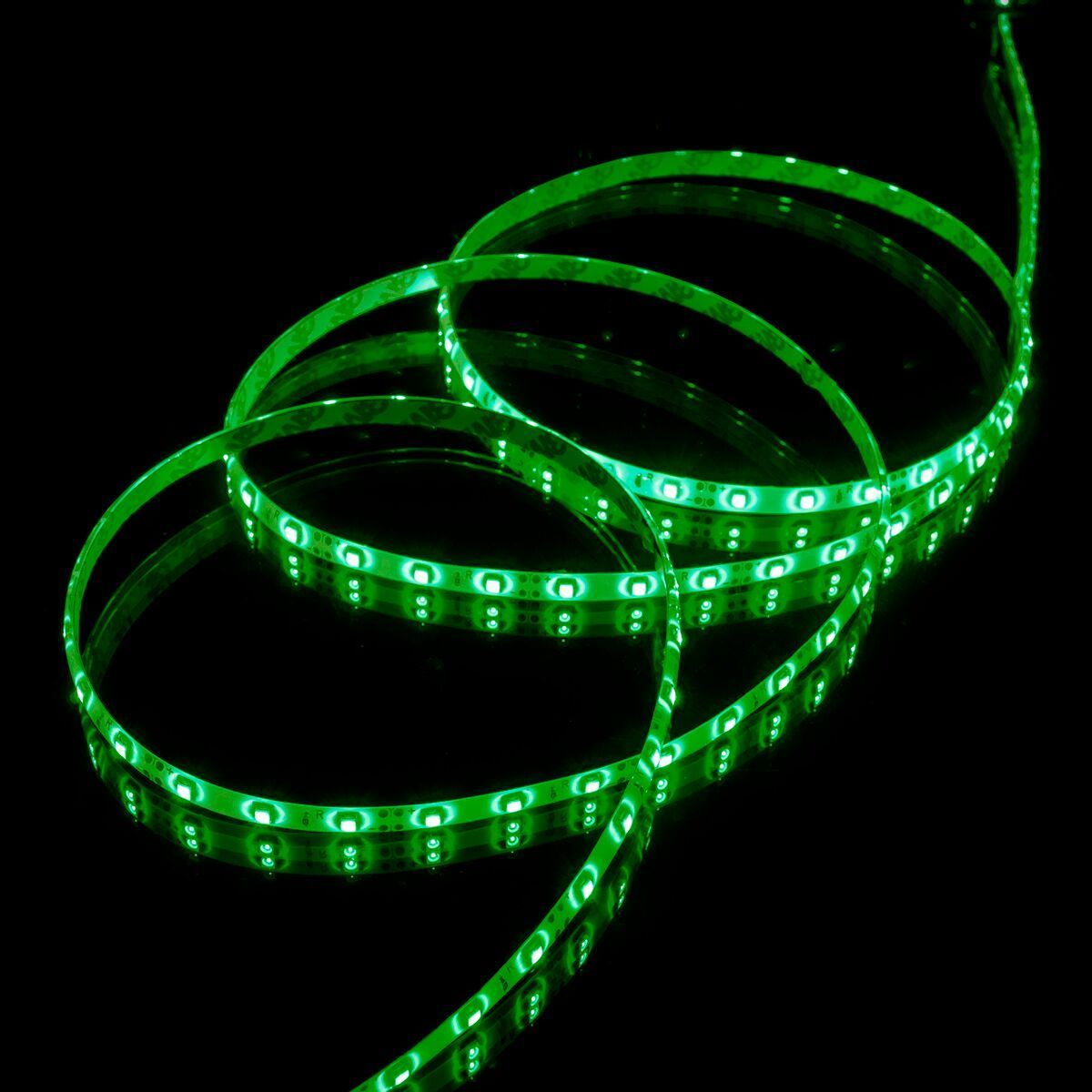 CLEARANCE Red, Green Or Blue Luma5 LED Light Strip, Single