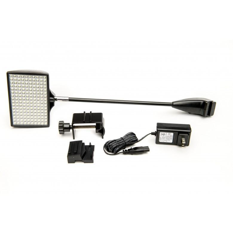 Display and Exhibit 12V DC LED Arm Light : 2 Pack