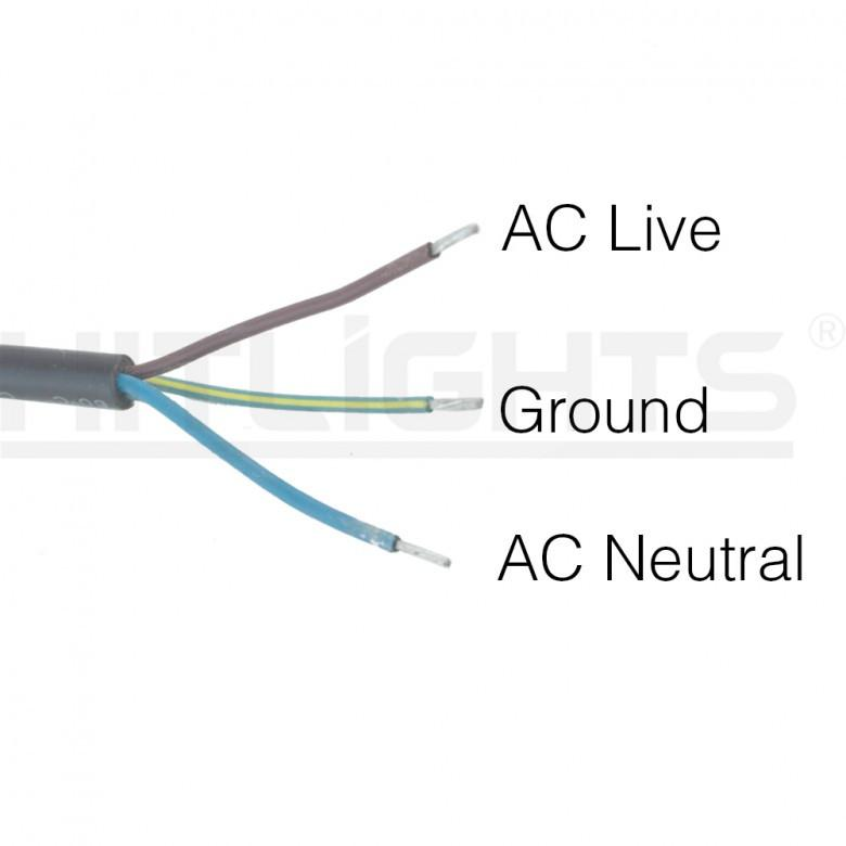 AC Power Cables : 2 or 3 Prong