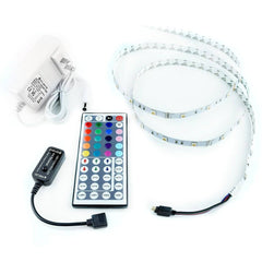 Standard Luma10 RGB Multicolor LED Light Strip Starter Kit - 16.4 Feet