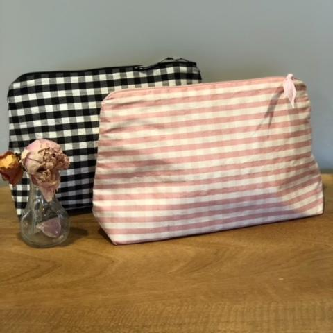 Silk Cosmetic Bag