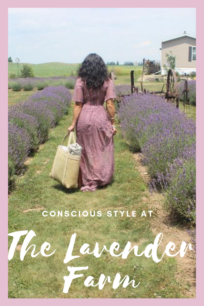 Conscious Style at The Lavender Farm