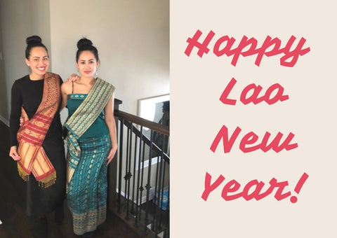 Happy Lao New Year Blog
