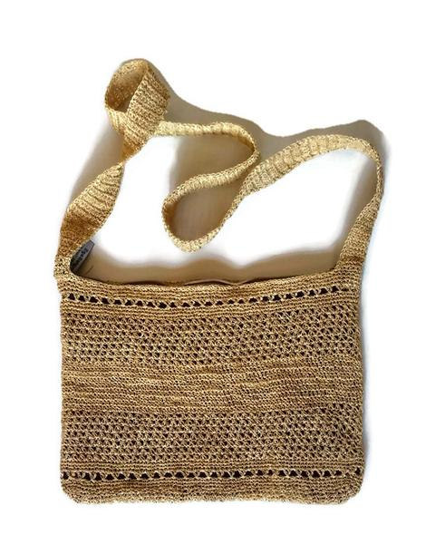 handmade vegan and all natural purse from Laos