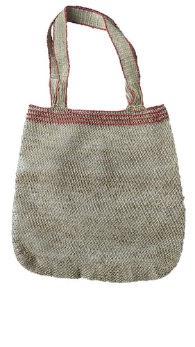 Jungle Bag® - Double Handle Tote - Natural Red