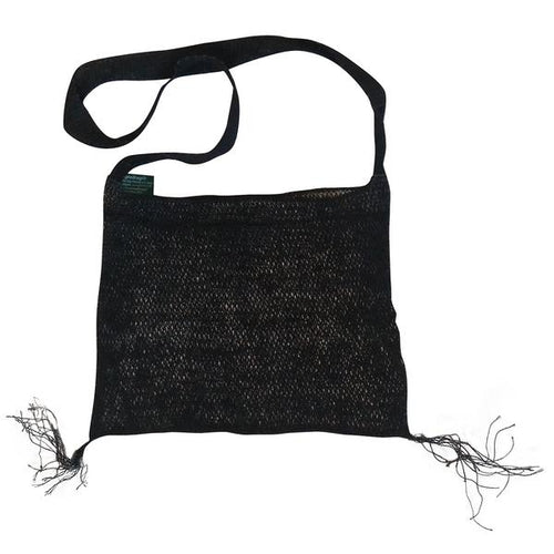 naturally dyed junglevine shopping bag from Laos
