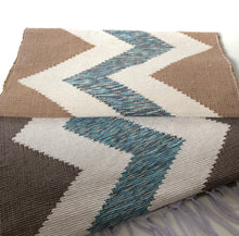 Handwoven Textiles: Rug, Wall Hanging, Bed Runner, Table Runner
