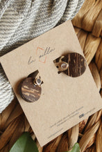 La Villa Goods Coconut Handcrafted Earrings