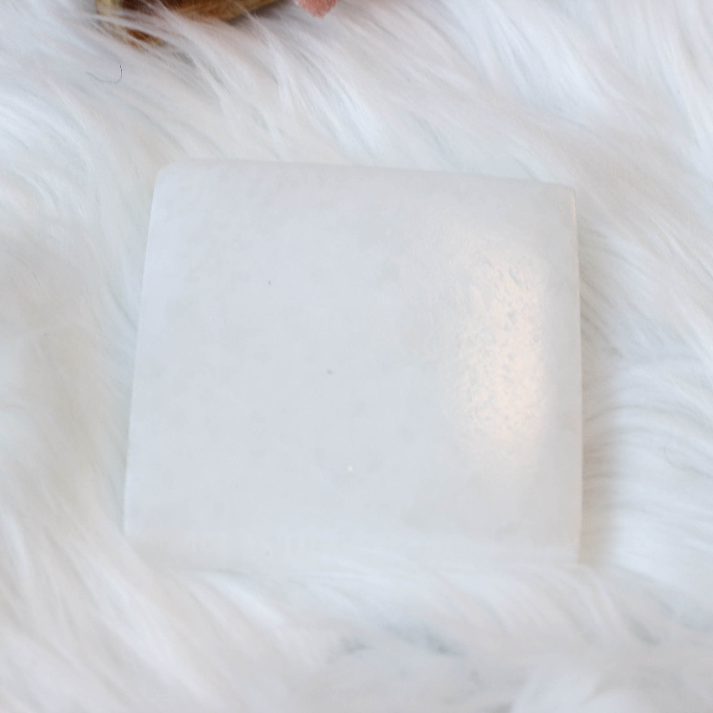 Selenite Charging Square