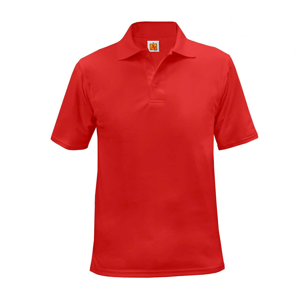 Red Polo for SE Academy
