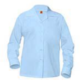 Long Sleeve Boys/Men Oxford