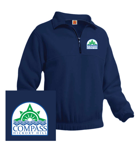 Compass Hickory Hill Staff Quarter-Zip Fleece