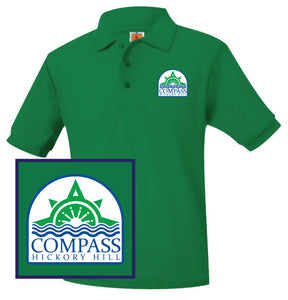 Compass Hickory Hill Staff Polo