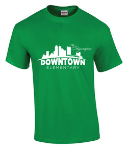 Downtown Elementary t-shirts