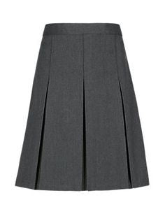 Solid Skirts ($38-$40)