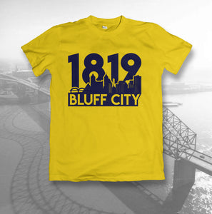 Bluff City Tenn Tee