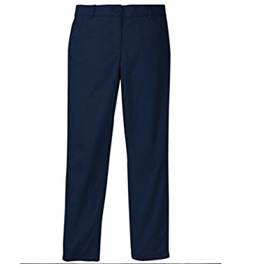 Boys/Mens Navy Twill Pants