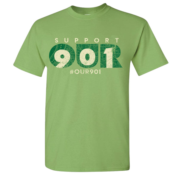 Our 901 Tee-Cotton Row Uniques