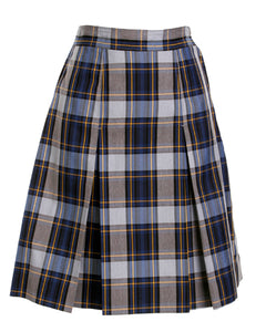 Plaid Skirt SE