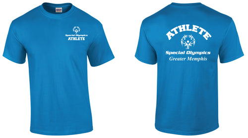 Special Olympics Royal Blue t-shirt