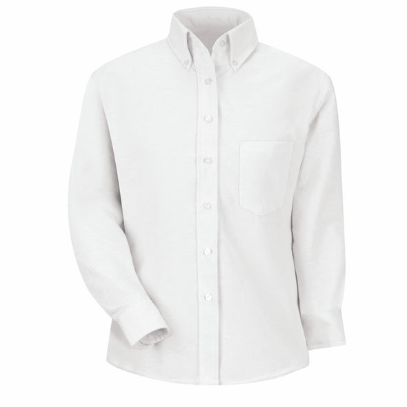 Boy's/Men White Oxford Shirt