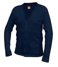 Load image into Gallery viewer, Navy Cardigan