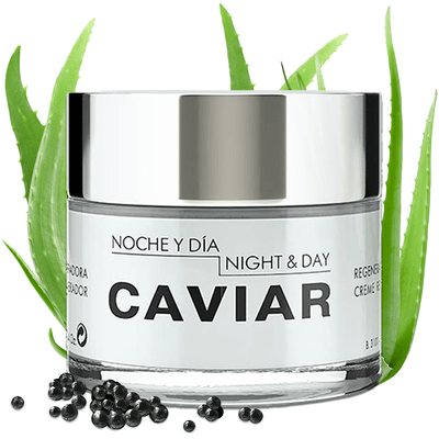 Caviar Face Cream 2.04 Oz + 3 Pack of Caviar Eye Cream Sachets