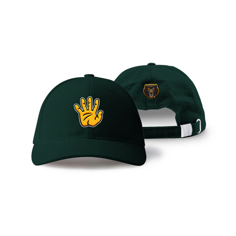 "Baylor Bears ""SIC 'EM BEARS"" Hand Sign Hat"