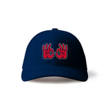 "Florida Atlantic FAU Owls ""OWLS UP"" Hand Sign Hat"