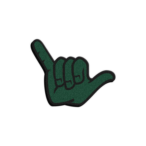"Hawaii Rainbow Warriors ""SHAKA"" Hand Sign Foam Hand"
