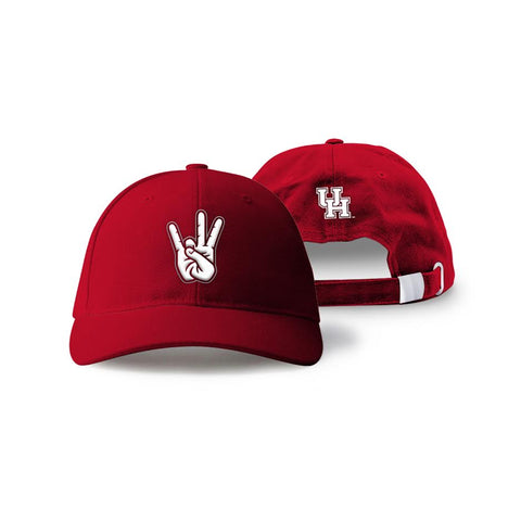 "Houston Cougars ""SHASTA"" Hand Sign Hat"
