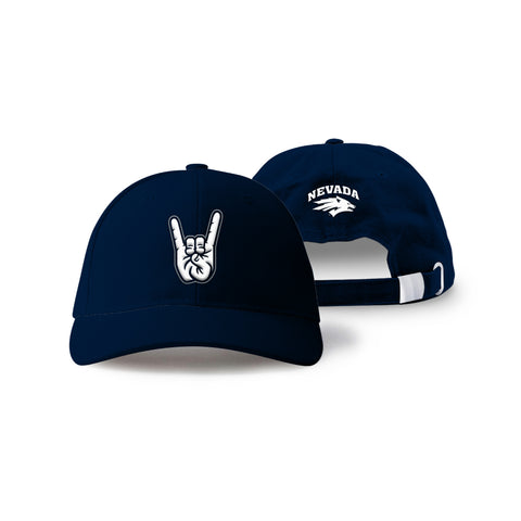 "Nevada Wolf Pack ""WOLF PACK"" Hand Sign Hat"