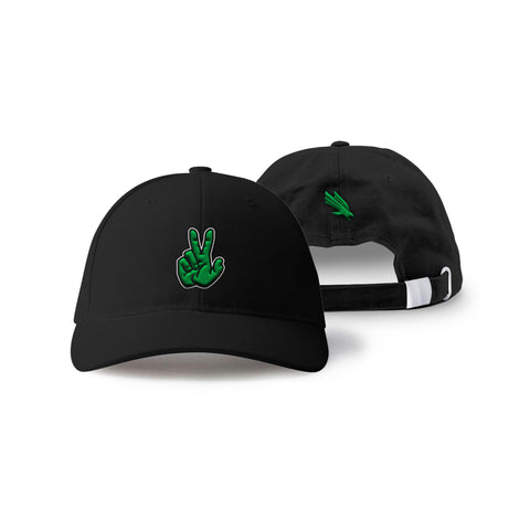 "North Texas Mean Green ""EAGLE CLAW"" Hand Sign Hat"