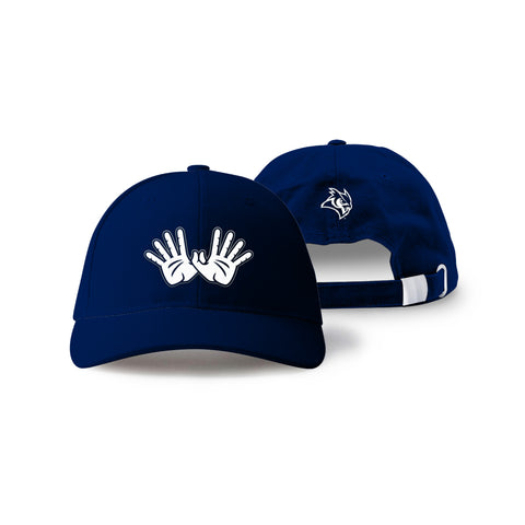 "Rice Owls ""OWL WINGS"" Hand Sign Hat"