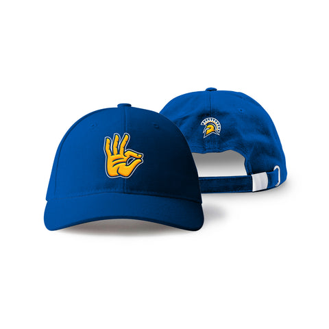 "San Jose State Spartans ""SPARTAN UP"" Hand Sign Hat"