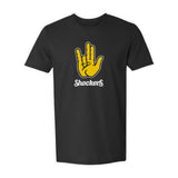 "Wichita State Shockers ""SHOCKER"" Hand Sign T-Shirt"