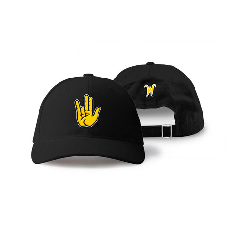 "Wichita State Shockers ""SHOCKER"" Hand Sign Hat"