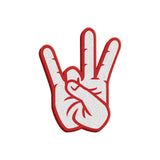 "Houston Cougars ""SHASTA"" Hand Sign Foam Hand/Foam Finger"