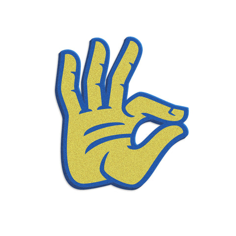 "San Jose State Spartans ""SPARTAN UP"" Hand Sign Foam Hand"