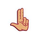 "Texas State Bobcats ""HEART OF TEXAS"" Hand Sign Foam Hand/Foam Finger"