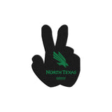 "North Texas Mean Green ""EAGLE CLAW"" Hand Sign Foam Hand/Foam Finger"