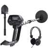 Metal Detector with Shovel