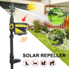 Motion-Activated Animal Repellent Sprinkler