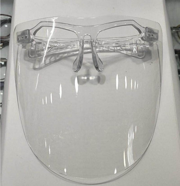 Transparent Face Shield