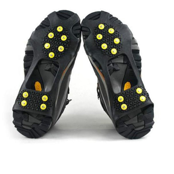 10 Stud Anti Skid Shoe Cover