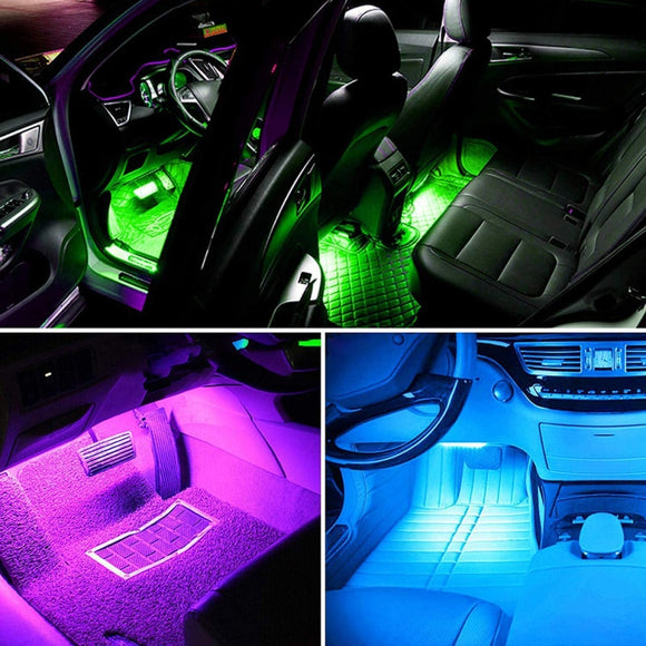 Car Interior Ambient LED Light