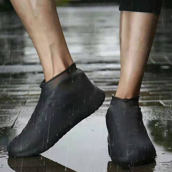 Overshoes Reusable Rainproof Shoe Covers