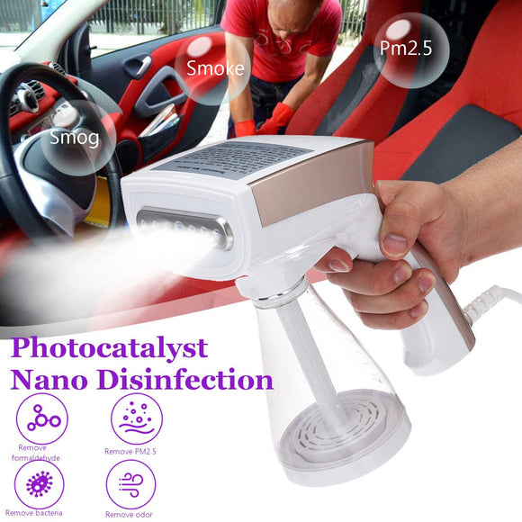 Photocatalyst Nano Disinfectant and Deodorizer