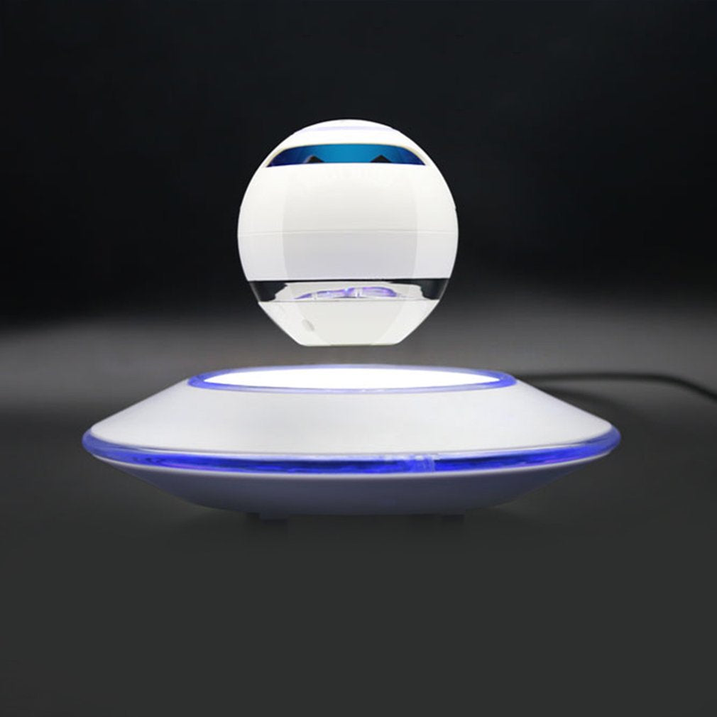 Magnetic Floating Bluetooth Speaker Light Suspension Ball