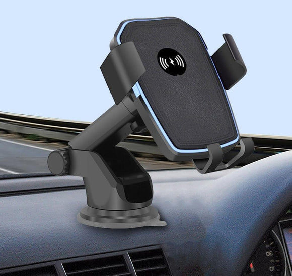 Wireless Car Phone Charger Mount
